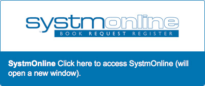 Click here to access SystmOnline (will open a new window)